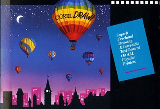 CorelDRAW 1989