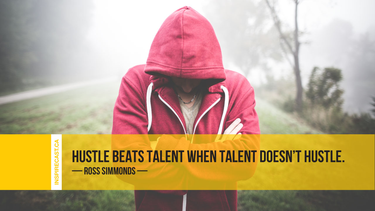 Hustle Beats Talent Inspirecast