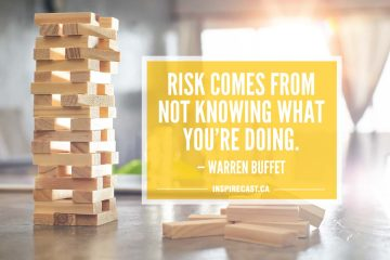 Risk comes from not knowing what you're doing. — Warren Buffet
