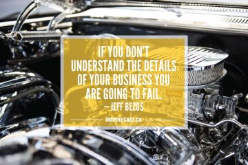 If you don't understand the details of your business you are going to fail. — Jeff Bezos