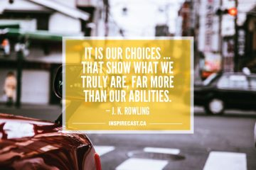 It is our choices that show what we truly are, far more than our abilities. — J. K. Rowling